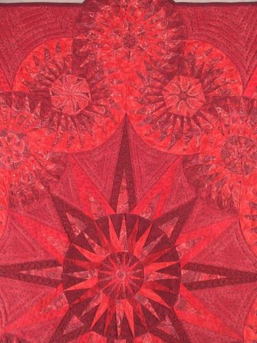Kaleidoscope Twist detail
